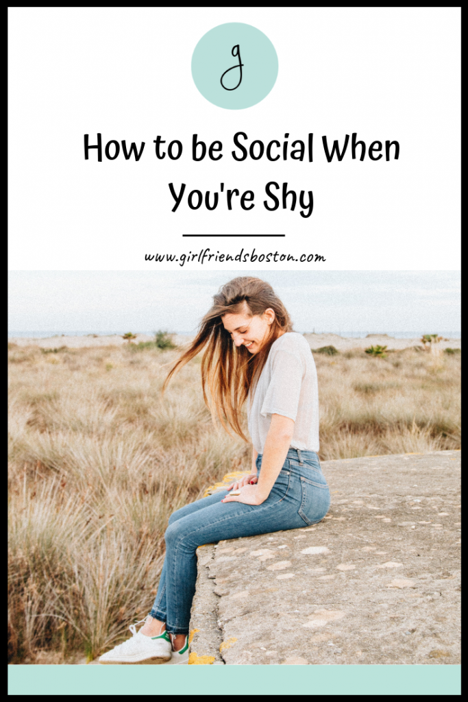 You are not destined to friendless thirsty thursdays just because you are shy! Follow these tips to get out of your shell and turn yourself into a social butterfly!! Make your new BFF's and let your personality shine!