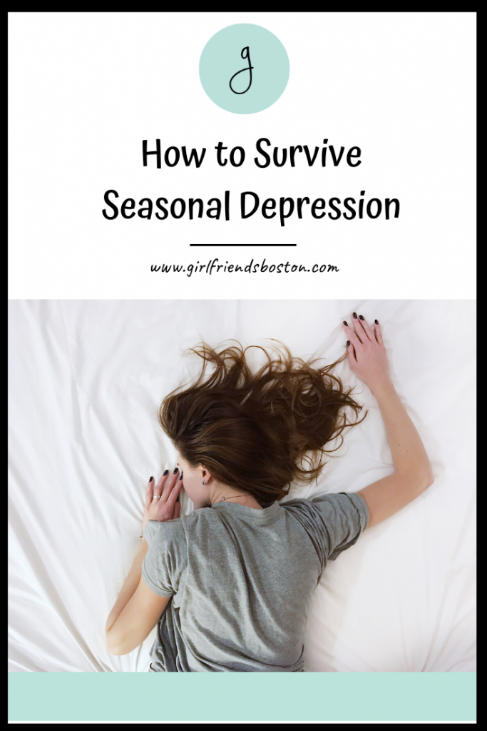 when seasonal depression hits, here's how you can fight it so you can be your true self even when the weather wants to bring you down!